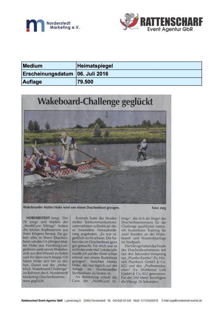 Heimatspiegel 06. Juli 2016