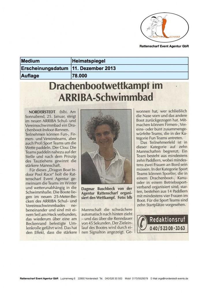 Heimatspiegel 11. Dezember 2014