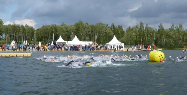 Norderstedter Langstreckenschwimmen 27. August 2016