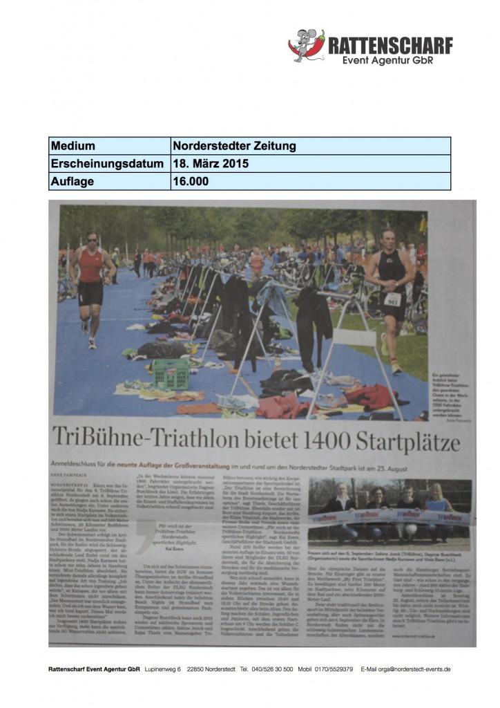 Norderstedter Zeitung 18. März 2015 lang