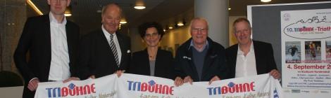 Die Anmeldung für den 10. TriBühne Triathlon ist eröffnet!